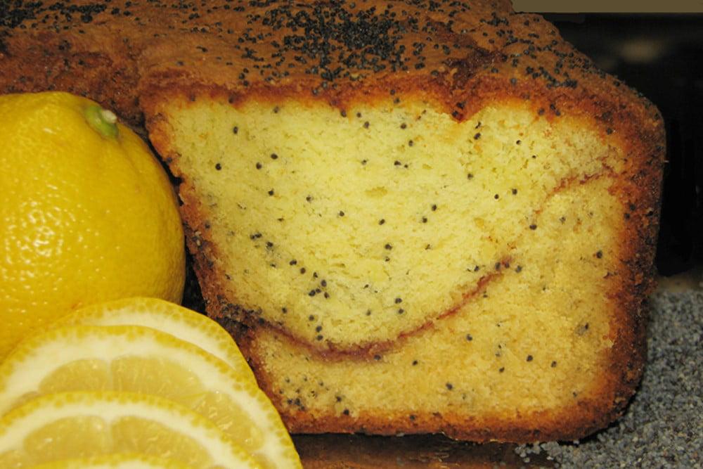 My Grandma's Lemon Poppy Coffee Cake - Walmart.com ...