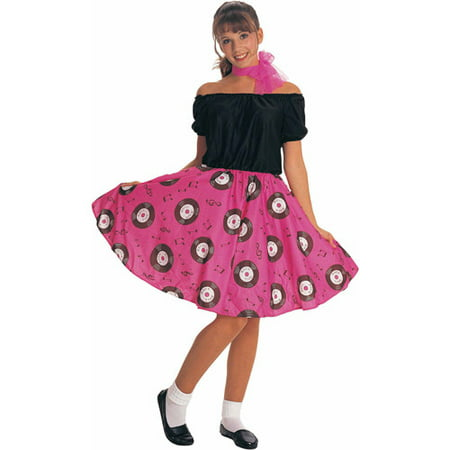 50s poodle dress womens halloween costume