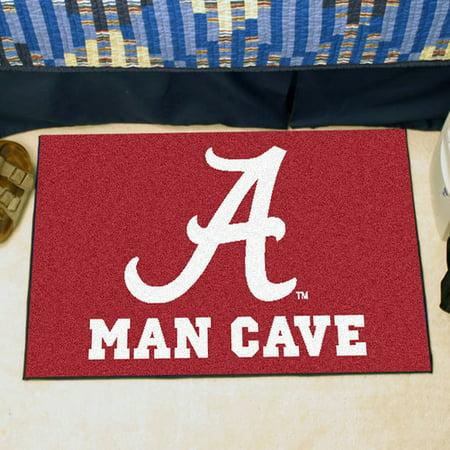 - Alabama Man Cave Starter Rug 19