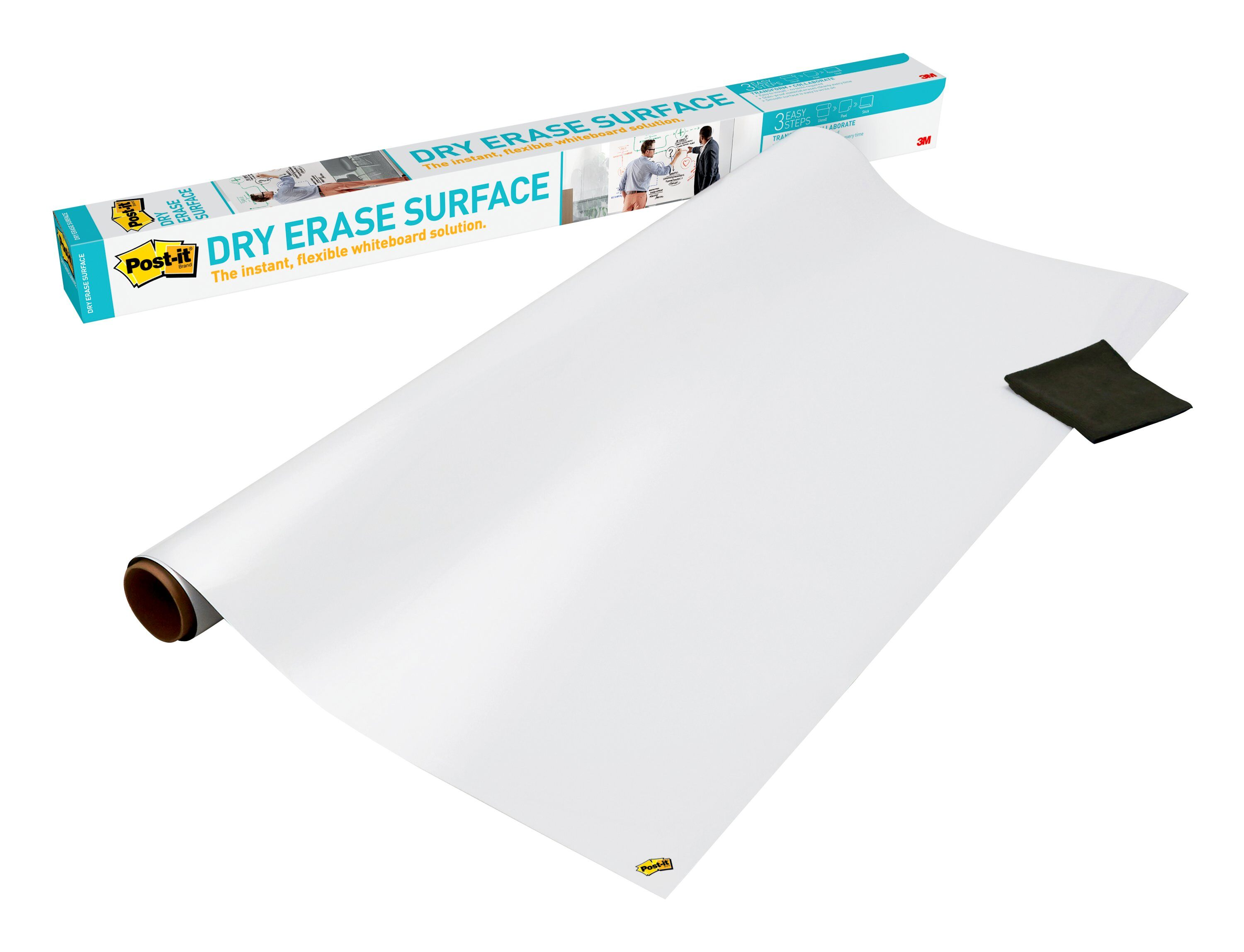 """Wipe off rolling base sign 24/"""" x 46/"""" Details about  /Write-on"""