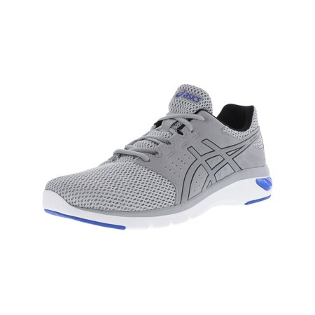 5d75645675 Asics Men's Gel-Moya Black / Silver Ankle-High Running Shoe - 9M ...