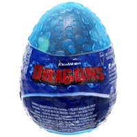 How to Train Your Dragon The Hidden World Toothless Egg Plush [Blue, Version 2]