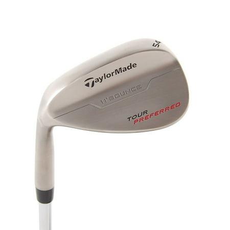 New TaylorMade Tour Preferred Wedge 54.11* Uniflex Steel LEFT (Left Hand Wedge)