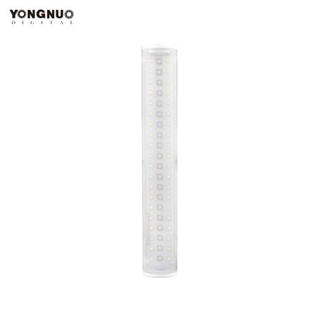 YONGNUO YN60 Mini LED Fill Light Lamp Bar Professional Video Light 3200K-5500K & RGB Full Color for Portrait Interview Product Photography Webcast - image 1 of 7