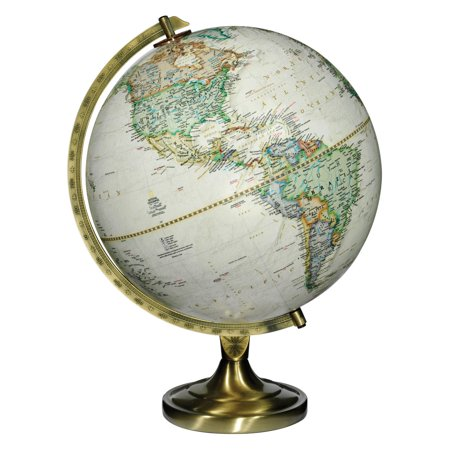 National Geographic Grosvenor 12 in. Tabletop Globe