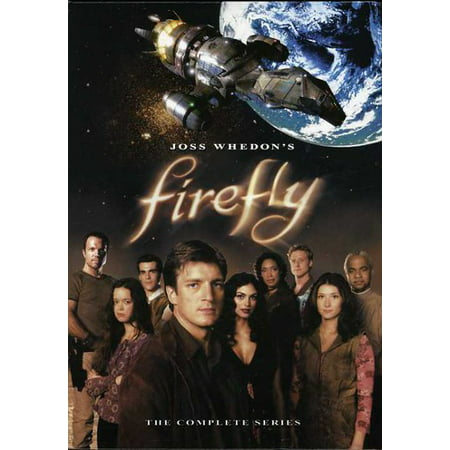 Firefly: The Complete Series ( (DVD)) - Firefly Firefly Firefly