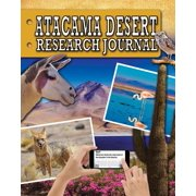 Ecosystems Research Journal: Atacama Desert Research Journal (Paperback)