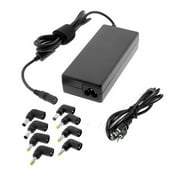 Superb Choice 90W AC Laptop Charger Supports HP, Compaq, Dell, Acer, Toshiba, Gateway, IBM, Lenovo, Asus, Sony and Fujitsu Power Supply Adapter