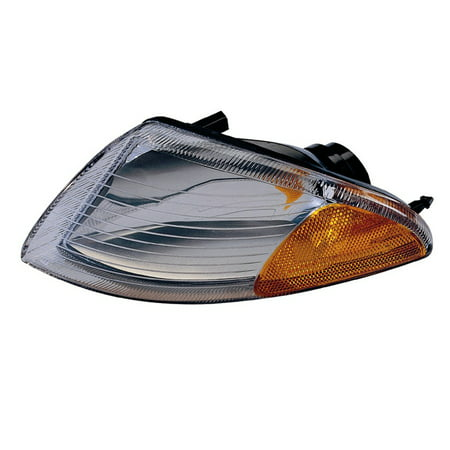 Replacement Driver And Passenger Side Corner Light For 95-97 Dodge Intrepid