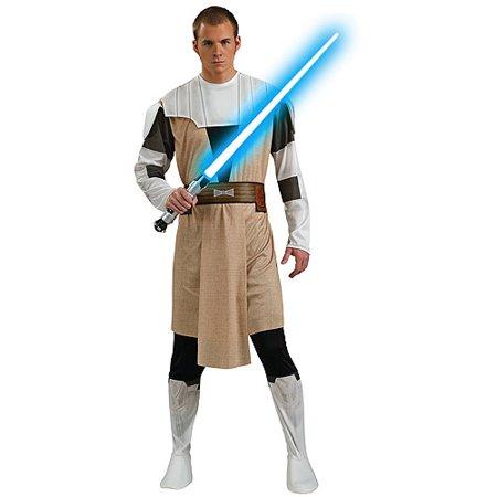 Star Wars Animated Obi Wan Kenobi Adult Costume