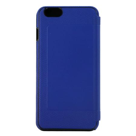 separation shoes e578e deb4b Tumi Leather Folio Protective Case Cover for iPhone 6S Plus 6 Plus -  Sapphire (Refurbished)
