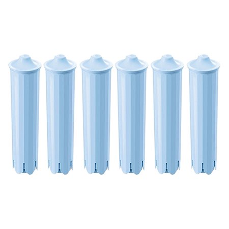 Cobalt Blue Filter - Replacement For Jura Clearyl Blue Coffee Water Filter (6 Pack)