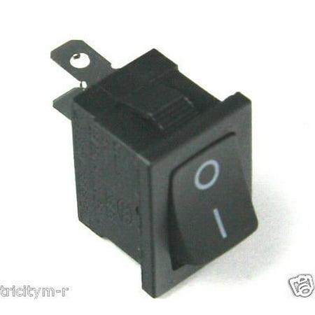 Campbell Hausfeld FP204824AV Air Compressor On / Off Rocker Switch