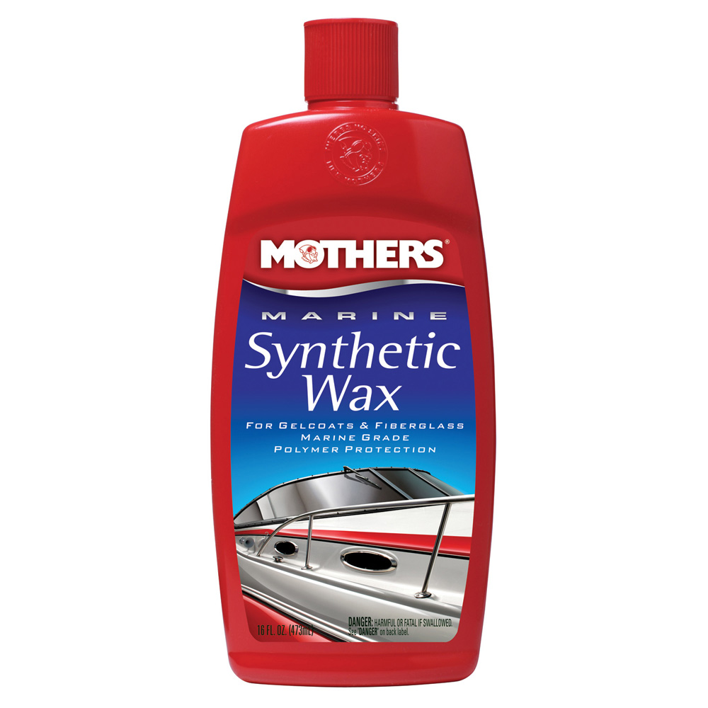 MOTHERS MARINE SYNTHETIC WAX