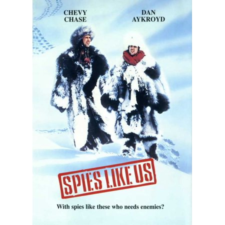 Spies Like Us  1985  11X17 Movie Poster
