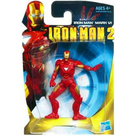 Iron Man 2 Iron Man Mark VI Action Figure (Iron Man 2 Mark Vi Hot Toys)
