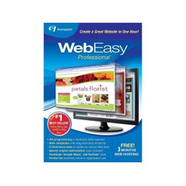 Web Easy Professional 10 (Email Delivery)