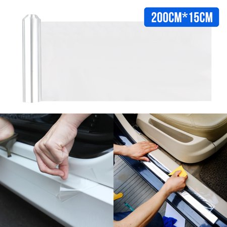 TSV Clear Paint Protection Film to Ptotect Door Edge Car Paint Sill from Scratch and Dirt 6