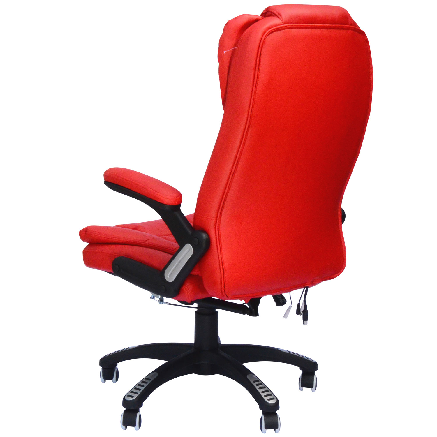 Hom Executive Ergonomic Heated Vibrating Massaging fice Chair