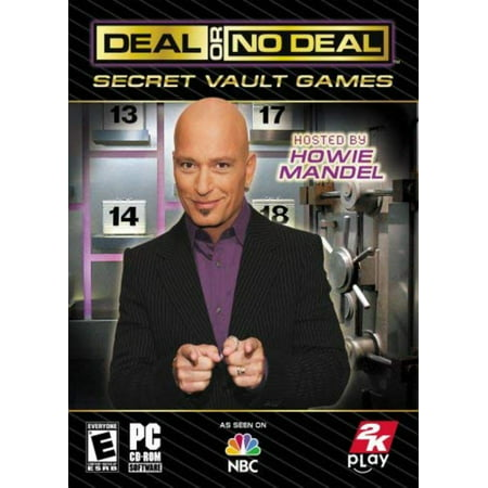 Deal or No Deal: Secret Vault Games - PC, Exciting new addition to the Deal or No Deal PC franchise designed to sell side-by-side with the best-selling original.., By by CDV Software Best Selling Electronics