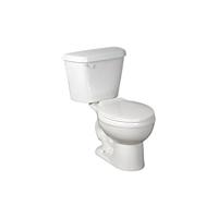 American Standard 751DA101.020 White Round Front ColonyComplete Toilet