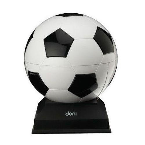Deni Popcorn Maker 14 Cup Sports Hot Air Popcorn Popper Soccer by Overstock