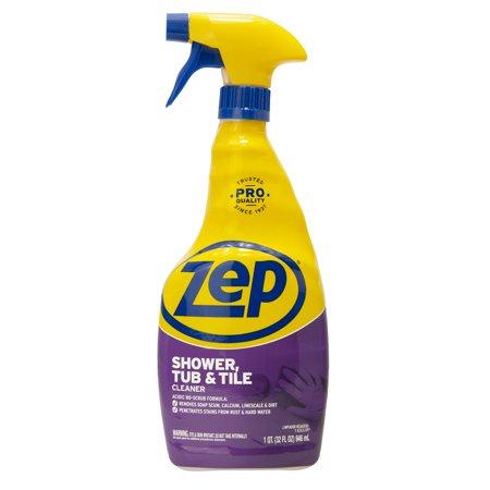 Zep Shower, Tub and Tile Cleaner, 32 oz