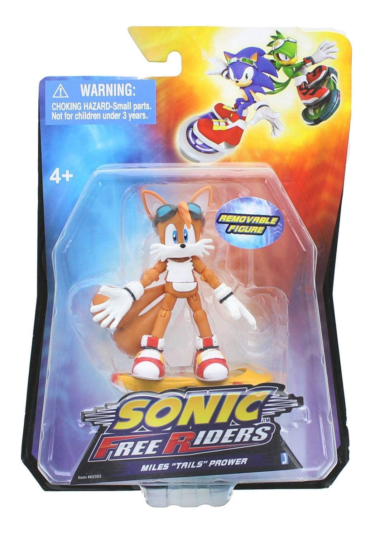 Sonic Free Riders Action Figure Tails Walmart Com Walmart Com