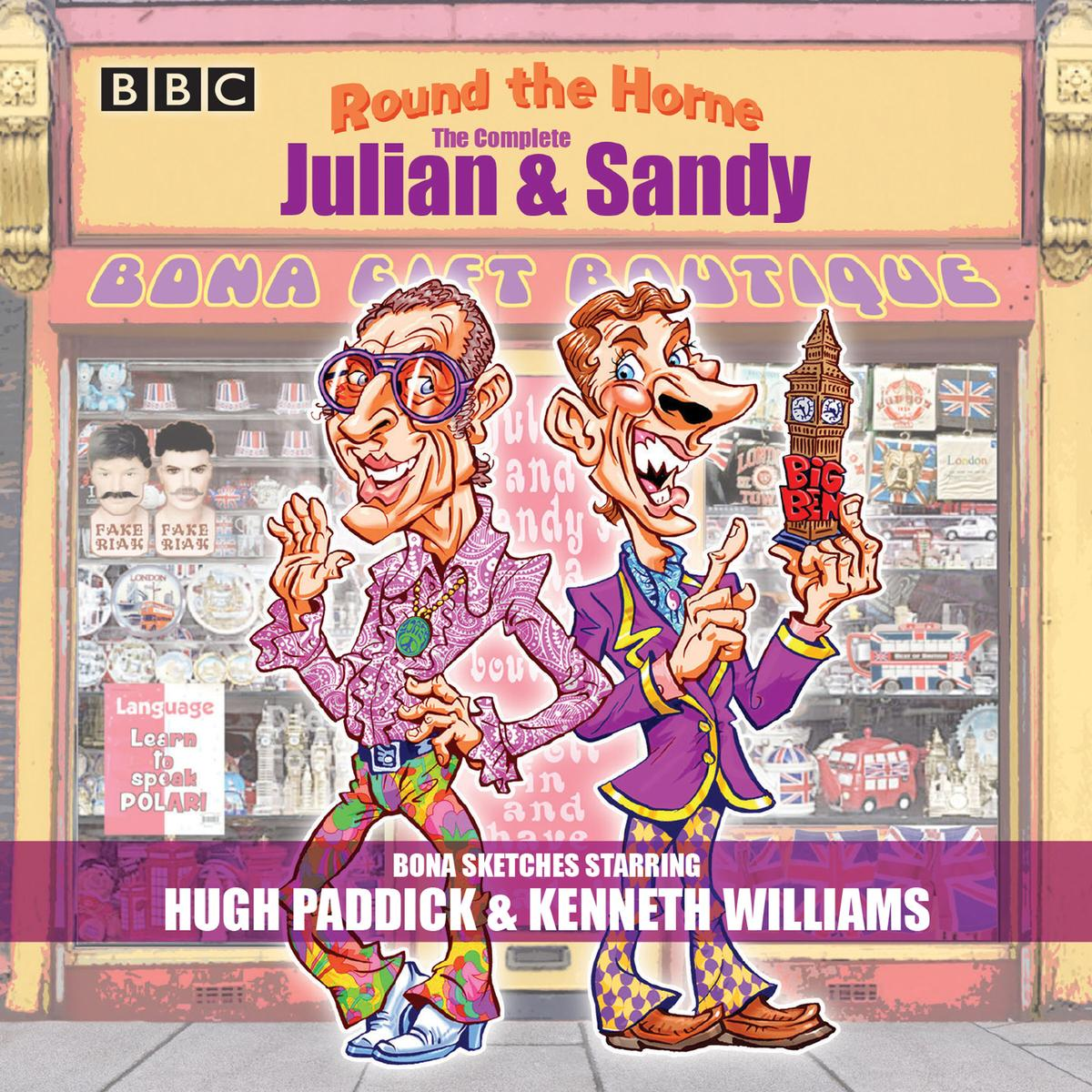 Round the Horne: The Complete Julian & Sandy - Audiobook