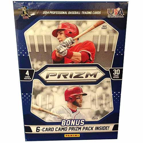 2014 Panini Prizm Baseball Value Box