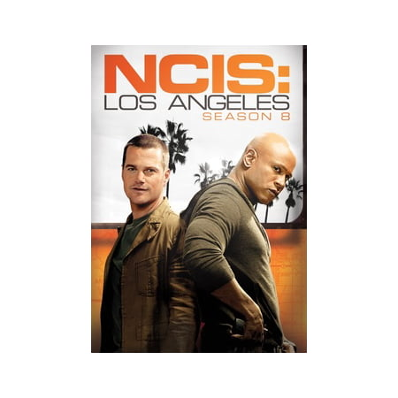 NCIS: Los Angeles Season 8 (DVD)