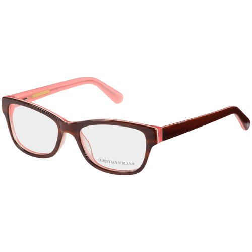 Christian Siriano Eyeglass Frames, Gigi--Tortoise Pink - Walmart.com   Tuggl