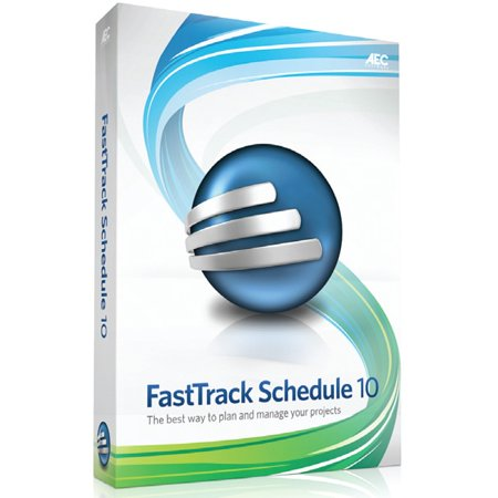 Global Marketing Partners - F164WC0CE - AEC Software FastTrack Schedule v.10.0 - Complete Product - 1 User - Project