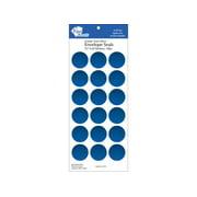 """Envelope Seals 1 1/8"""" 18pc Blue Foil"""