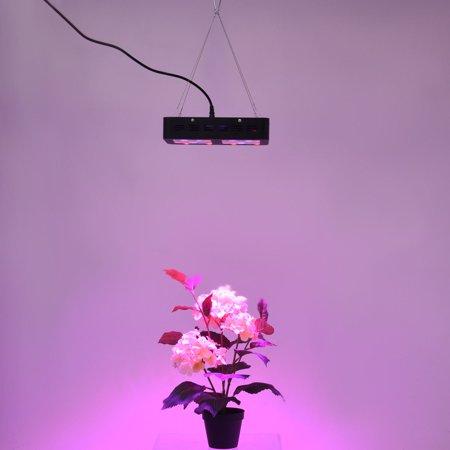 Costway 300W LED Grow Light Plants Lamp Full Spectrum Indoor Plants Flower - image 9 of 10