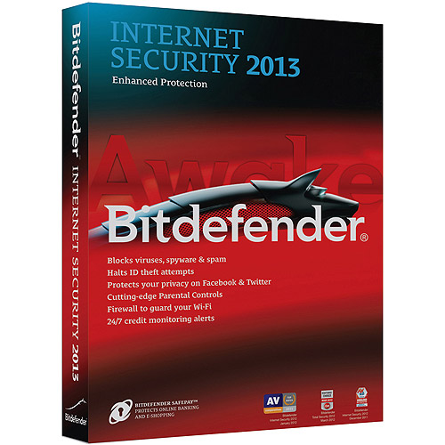 Internet Security Value Edition 2013, 3 Users