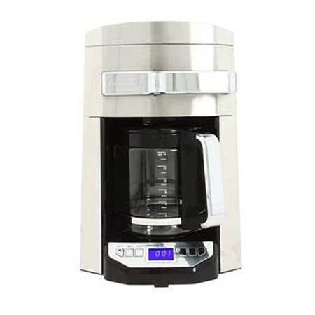 Delonghi Coffee Maker Glass Carafe : DeLonghi DCF6214T 14-Cup Glass Carafe Coffeemaker - Walmart.com