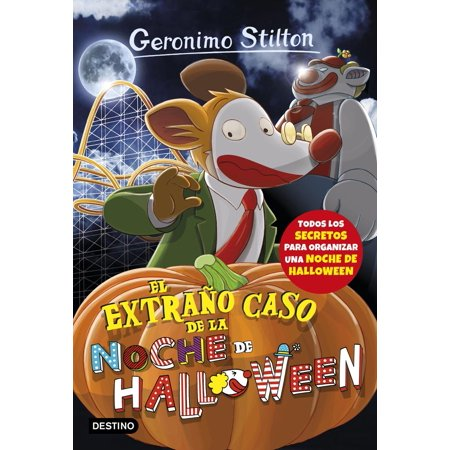 El extraño caso de la noche de Halloween - eBook (Noche De Halloween Sustos)