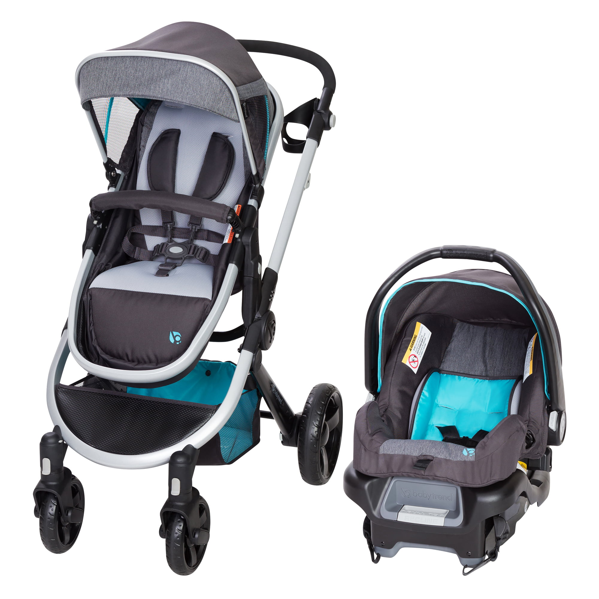 Baby Trend Espy 35 Travel System Paramount by Baby Trend