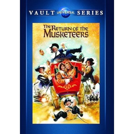 The Return Of The Musketeers (DVD)](Musketeer Emblem)