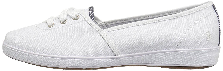 Grasshoppers Women's Catelina Fashion US Sneaker, White, 11 M US Fashion ac4019