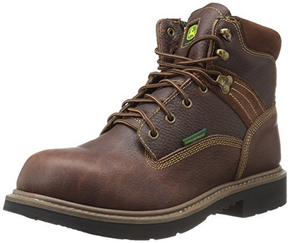 John Deere Mens 6 In Farm Work Boot by John Deere