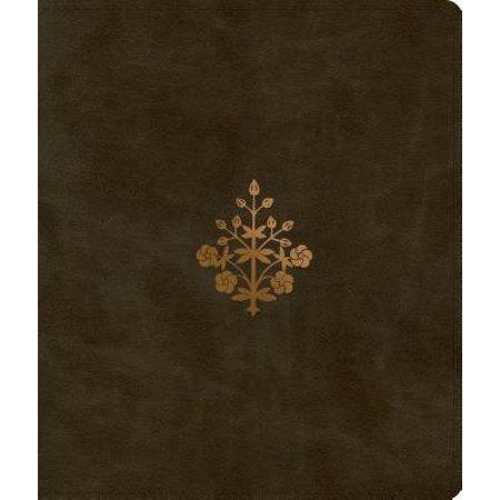 Designs Journaling (ESV Journaling Bible (Trutone, Olive, Branch)