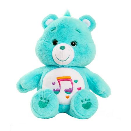 Care Bear Large Plush - Heart Song Bear