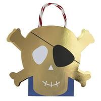 Meri Meri Pirates Bounty Party Bag, 8ct