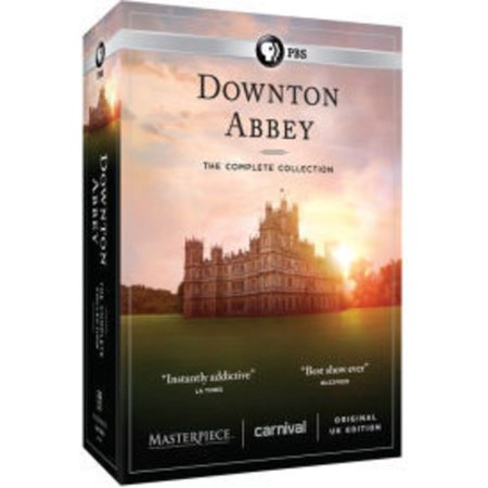 Downton Abbey: The Complete Collection (DVD) (Best Service Complete Orchestral Collection)
