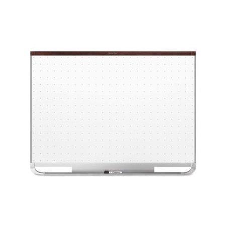 Prestige 2 Magnetic Total Erase Whiteboard QRTTEM547M by