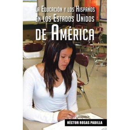 La Educación Y Los Hispanos En Los Estados Unidos De América - - En Estados Unidos Halloween