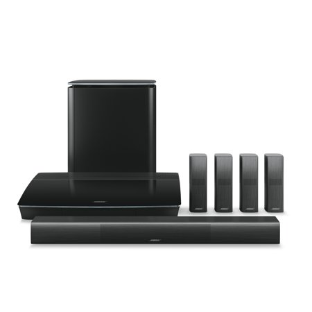 Bose Lifestyle 650 Home Theater Sound System - Black