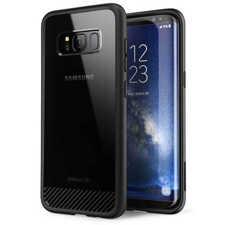 buy online 5e2dc fe4be Samsung Galaxy S8 Plus Case, Scratch Resistant, i-Blason, Galaxy S8 Plus,  Clear Halo Series, Hybrid Bumper Case